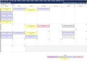 eWorkOrders Interactive Calendar
