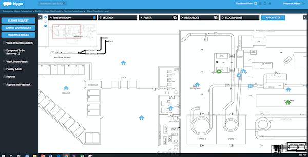 Interactive Plans Maps