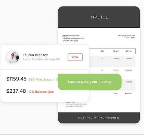 OnsiteCRM invoicing