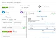 Flowlu CRM - Invoicing management