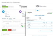 Flowlu Invoicing management