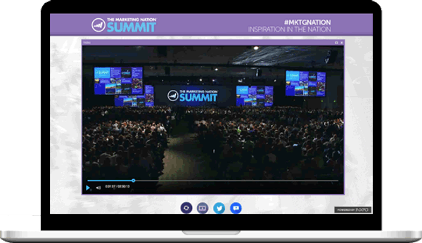 INXPO live streaming