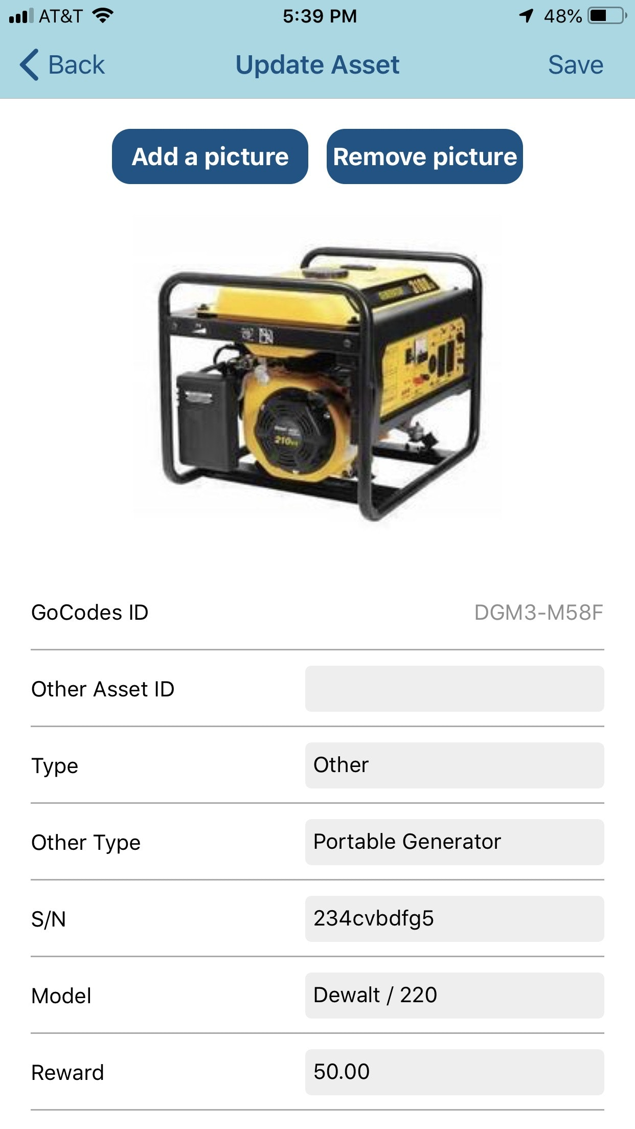iPhone Asset Tool