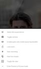Jitsi Meet mobile settings