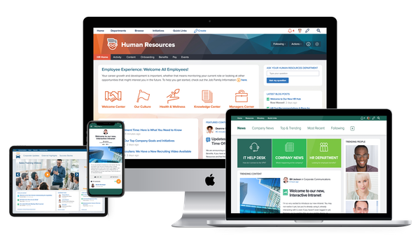 Jive - Desktop and Mobile Access