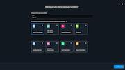Kepler data science workflow selection