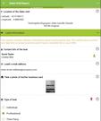 Kizeo Forms sales visit report