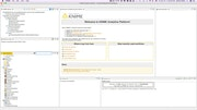 KNIME Analytics Platform clustering screenshot