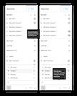 Kustomer search folders screenshot