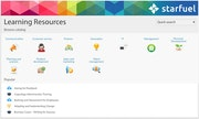Cognology Performance Management learning resources screenshot