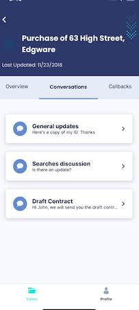 The Link App conversations
