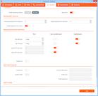 Linphone network settings