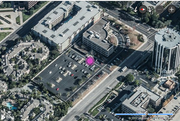 LandVision location pinpoint screenshot