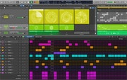 Logic Pro Step Sequencing