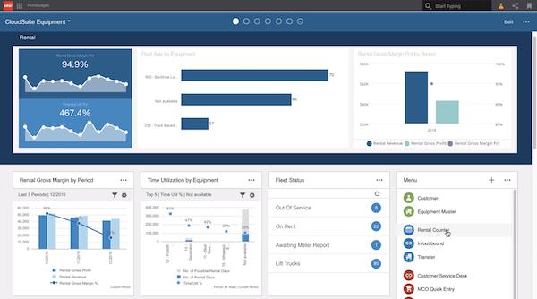 CloudSuite Equipment – Homepage