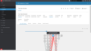 CloudSuite Food & Beverage – Graphical Lot Tracker