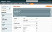 Magento Commerce payment methods
