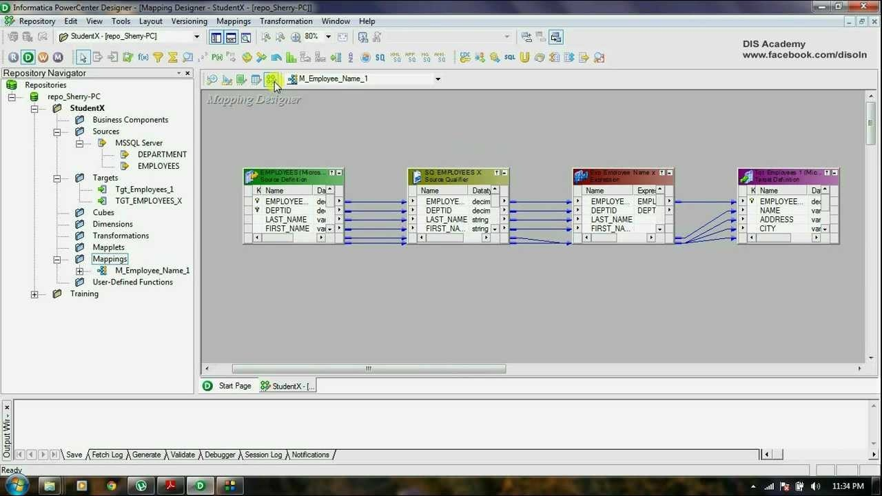 Mapping designer