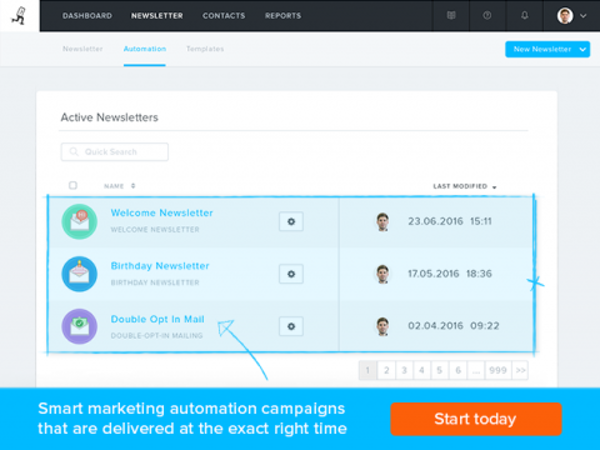 Marketing campaign management