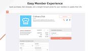 Join It Membership Checkout