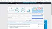 QuickSurveys analytics screenshot
