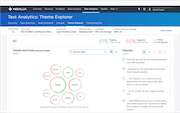 Medallia text analytics