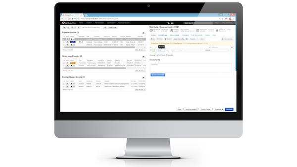MediusFlow Inbox Dashboard