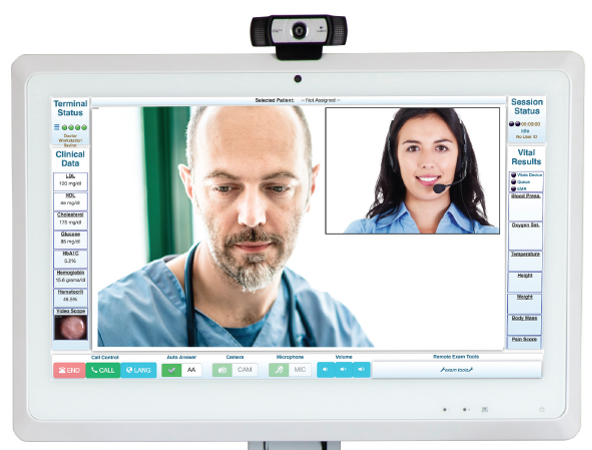 medpod HIPAA compliant video platform
