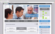iCompass meeting information