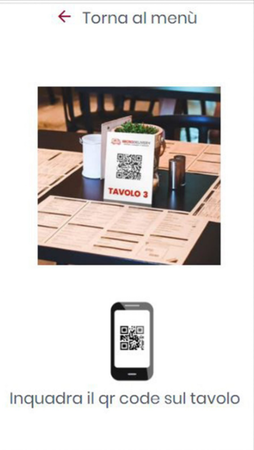 Microdelivery scan QR codes