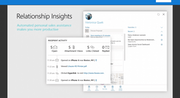Microsoft Dynamics 365 - Relationship insights