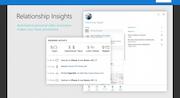 Microsoft Dynamics 365 - Relationship insights