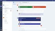Microsoft Teams - Dashboard