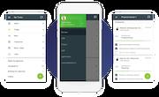 Flowlu CRM - Mobile application