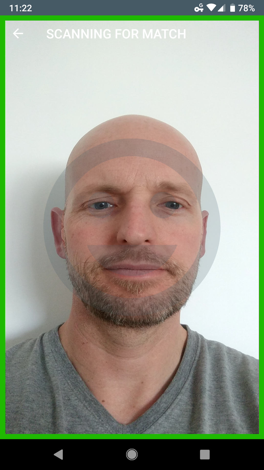 Mobile face recognition