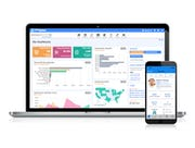 DonorPerfect Fundraising Software - Dashboard
