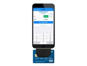DonorPerfect Fundraising Software - Mobile swipe