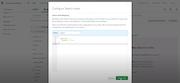 MongoDB search index configuration