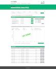 Monitor analytics