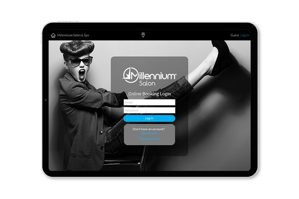 Meevo 2 Online Booking Login