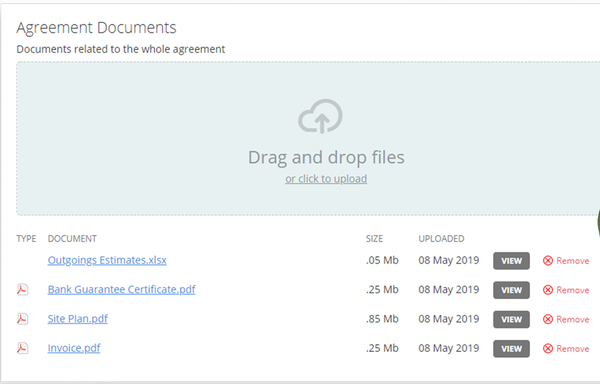 Nomos One centralized document repository