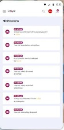 Loqqat notifications