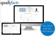 Qualifacts CareLogic Enterprise - CareLogic Enterprise - Qualifacts face sheet