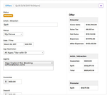 HoldMyTicket offers and settlements