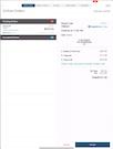 TouchBistro Online Order Screen
