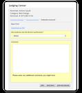 OpenWater online judging screenshot
