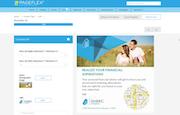 Pageflex resizable advertisement