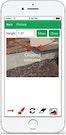 Palm-Tech home inspection photo upload screenshot