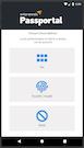 SolarWinds Passportal user authentication screenshot