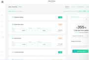 Patch benefits management screenshot